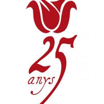 25 anys al teu costat
