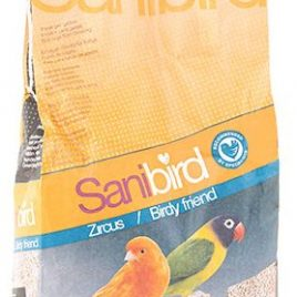 Sanibird Organic power clumping litter  5 L