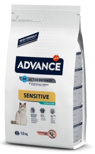 Advance Cat Sterilized Salmon Sensitive 3 Kg