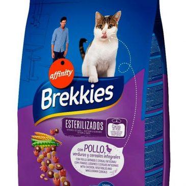 Brekkies Cat Sterilitzat 3 Kg