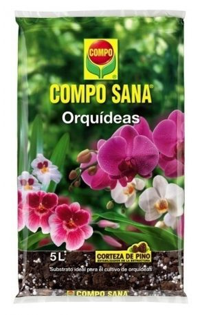 Compo Sana Orquídeas 5L