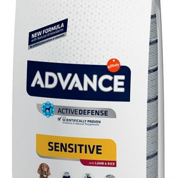 Advance Sensitive Lamb 12 Kg