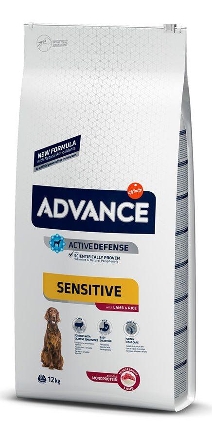 pienso_perros_affinity_advance_sensitive_cordero_arroz_12kg